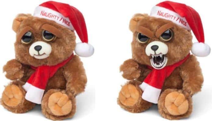 Feisty Pets Christmas Bear
