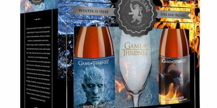Game of Thrones Beer - Winter is Here