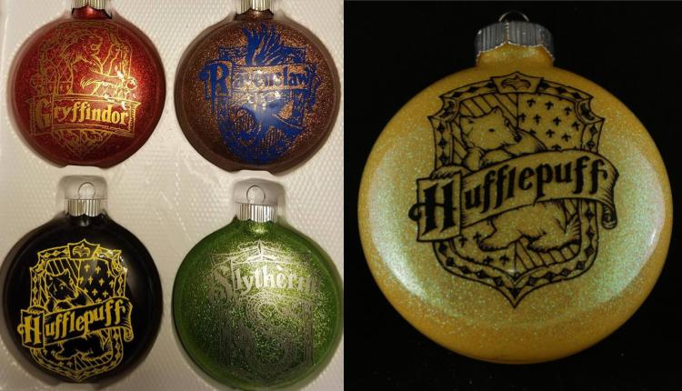 21 harry potter christmas ornaments you need in 2018