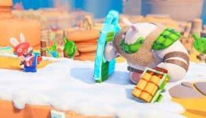 Mario + Rabbids Kingdom Battle DLC Features New Hero