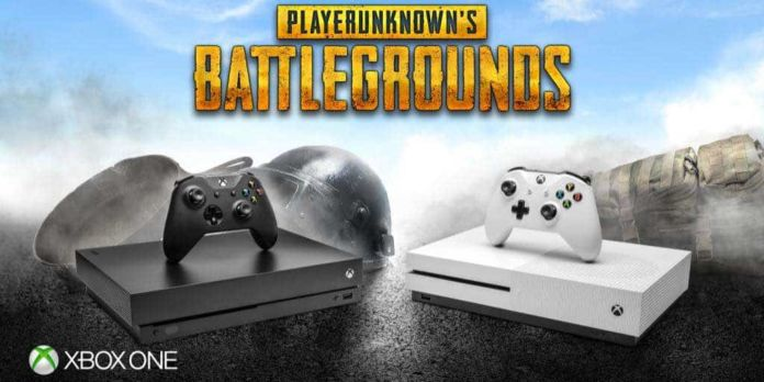 PUBG Coming to Xbox One December 2017