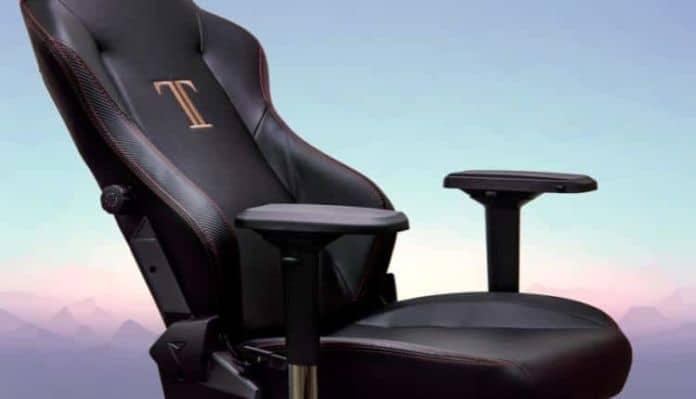 SecretLab Titan Gaming Chair 2018 Edition