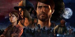 The Walking Dead Telltale Series Collection