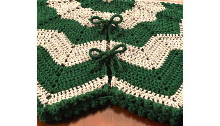 Harry Potter House Inspired Tree Skirts