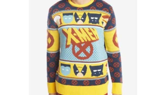 X-Men Christmas Sweater