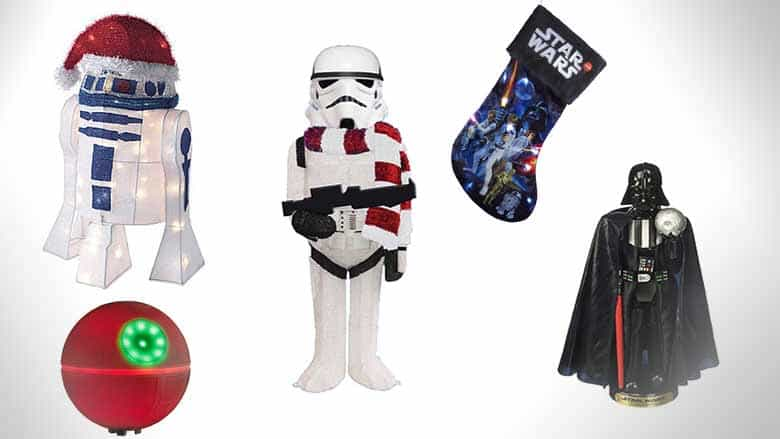 star wars christmas decorations - Star Wars Christmas Decorations