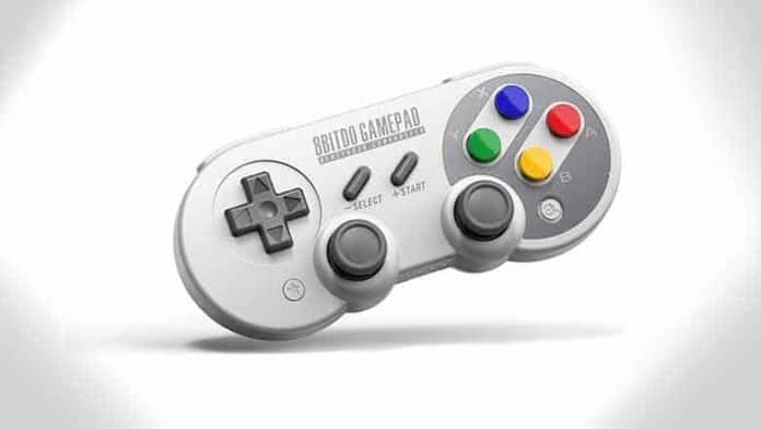8bitdo snes controller for nintendo switch