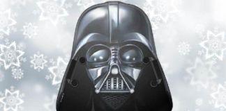Darth Vader Snow Sled
