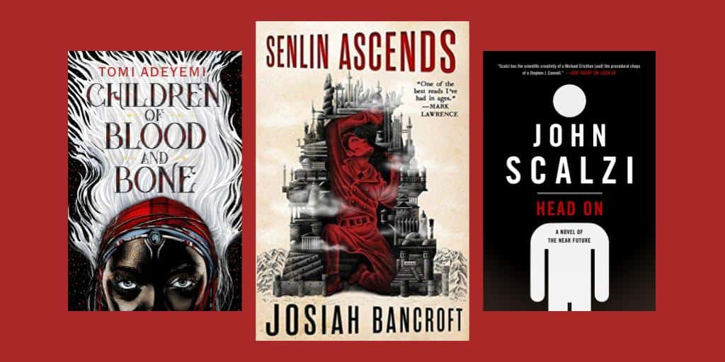 Best New Upcoming Sci Fi Fantasy Books Of 2018 List Updated