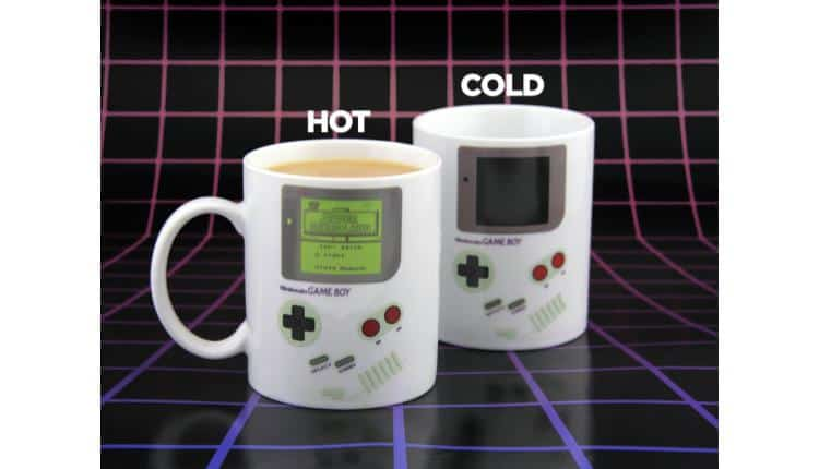 Game Boy Classic Heat Changing Mug