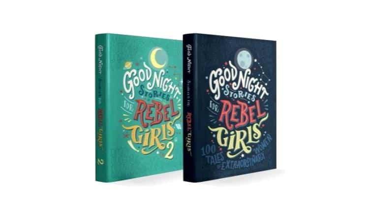 92 good night stories for rebel girls box set 6500