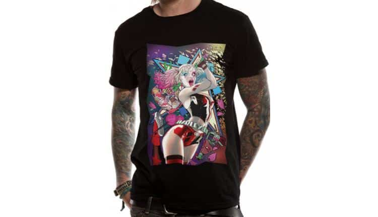 Harley Quinn: Let's Get Hammered T-Shirt