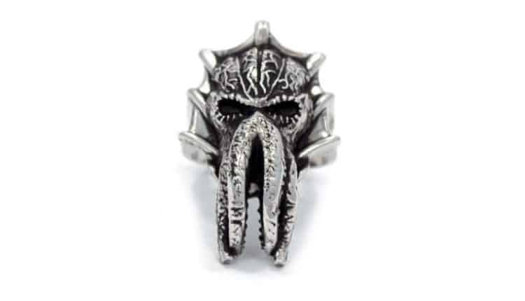 D&D Mind Flayer Ring – $29.99