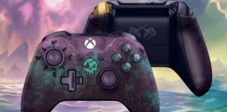 Sea of Thieves Xbox One Controller Limited Edition