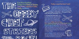The Geeky Chef Strikes Back Cookbook
