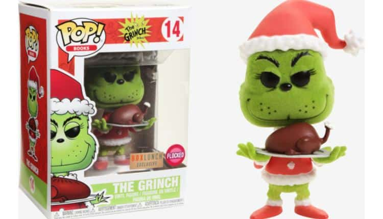 The Grinch Funko Pop! Figure