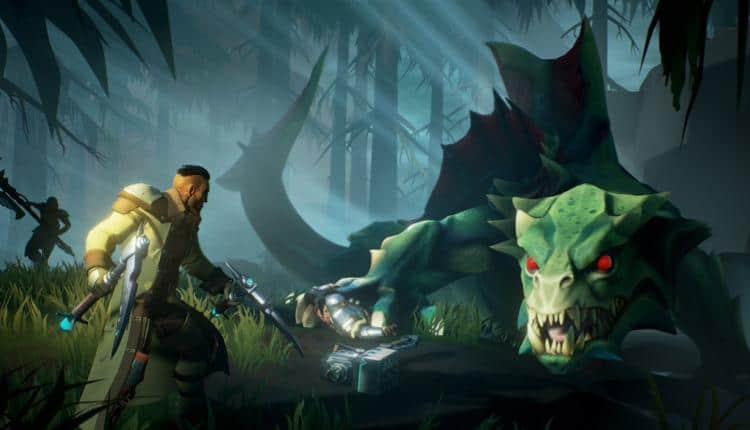 Will Monster Hunter World Drown Dauntless?