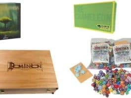 christmas gifts for board game lovers