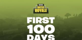 Fortnite Battle Royale First 100 Days