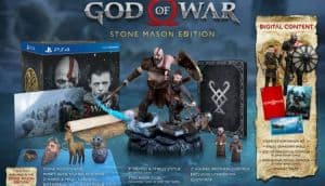 God of War Collector's Edition Available Now