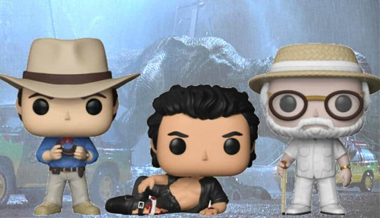 Jurassic Park Funko Pop! Coming February