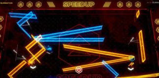Laser League Early Access Date February 8