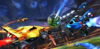 Feature picture of Rocket League gameplay