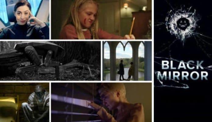 Why Black Mirror Season 4 Doesn't Feel Like Black Mirror