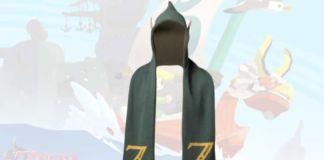 Zelda Hooded Scarf With Ears