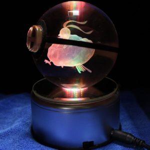 pokemon crystall ball