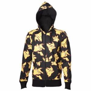 men's pikachu hoodie