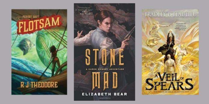march sci-fi fantasy books