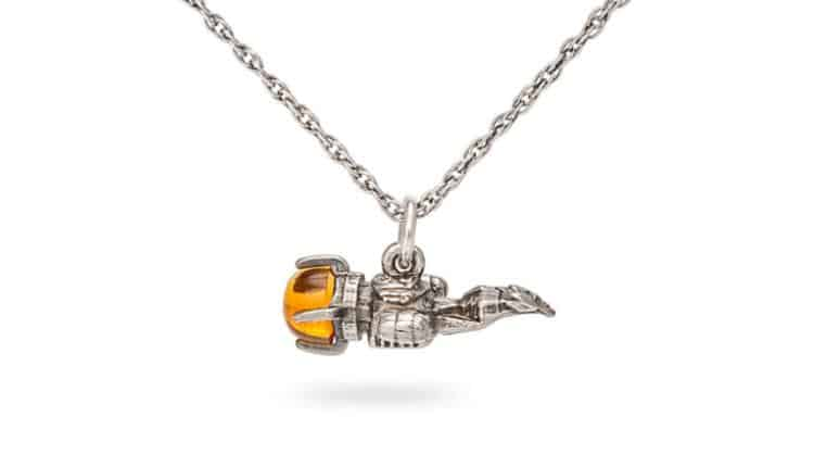 Firefly Serenity Necklace