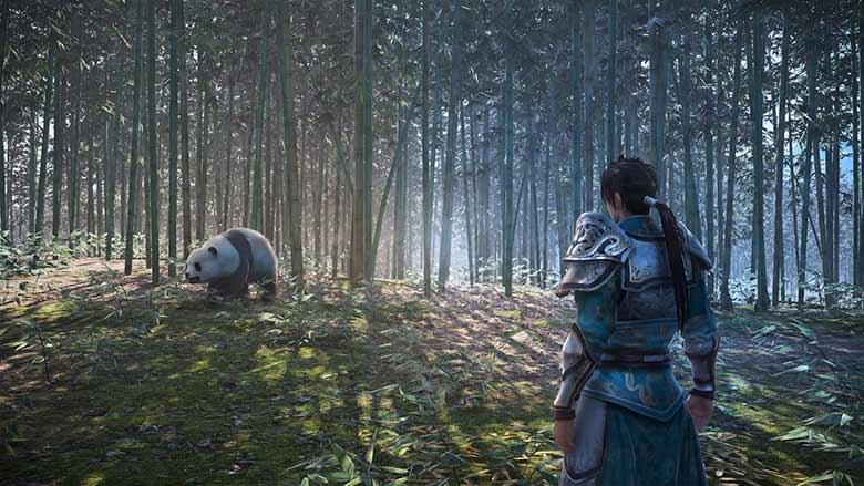 dynasty warriors 9 panda