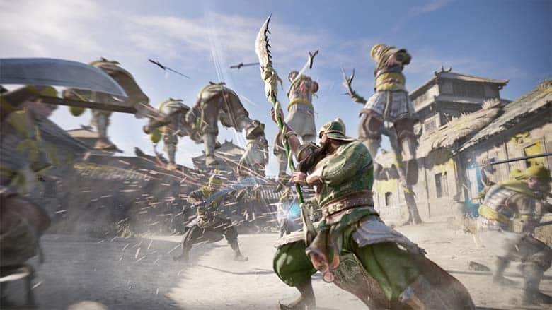 dynasty warriors 9 hordes