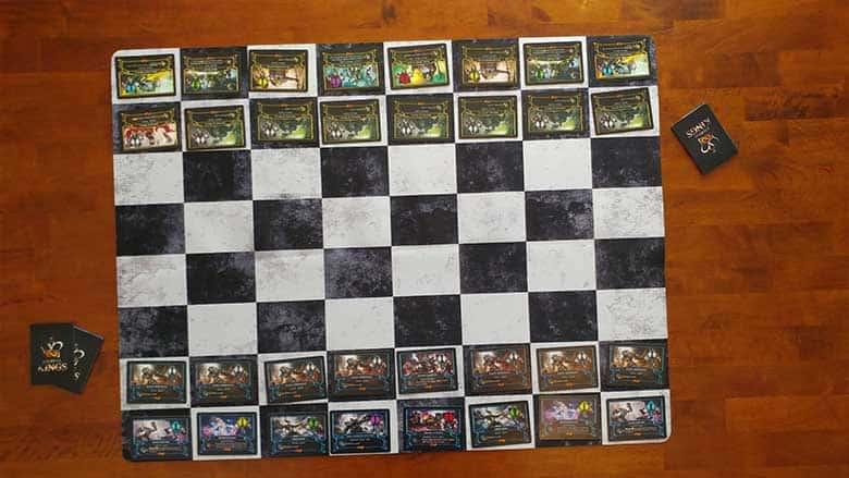 Eternal Kings board game review