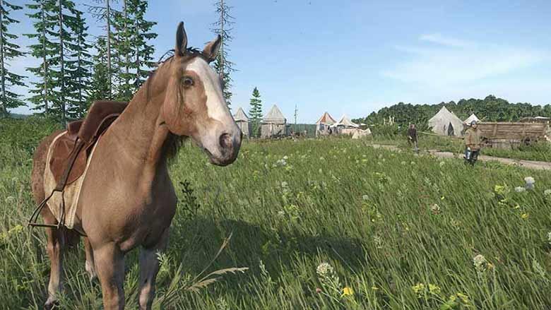 kingdom come horse