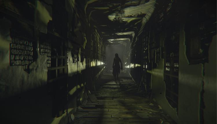 A screenshot of Layers of Fear gameplay
