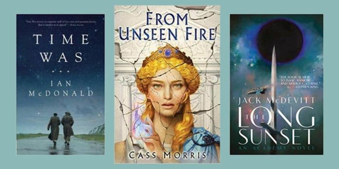 best sci-fi books april 2018