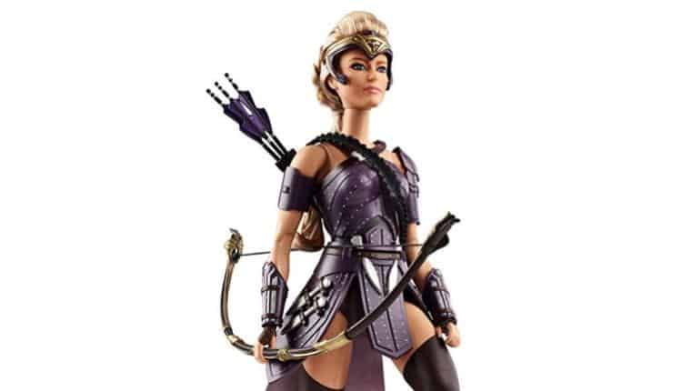 DC Wonder Woman Antiope Doll