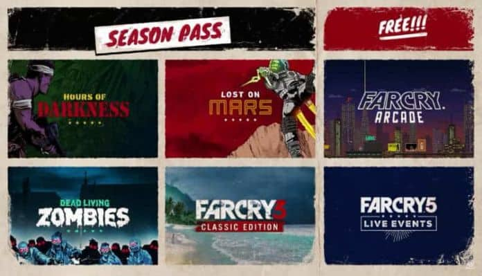 Ubisoft has revealed their plans for Far Cry 5's post-launch DLC. It includes three side adventures, Far Cry 5: Arcade, Far Cry 3: Classic and more.