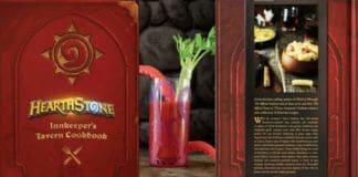 hearthstone cookbook