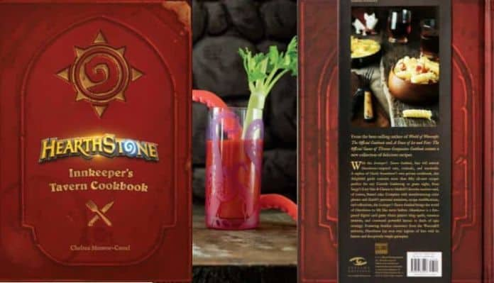 hearthstone cookbook