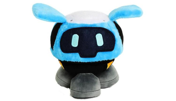 Overwatch Snowball Plush