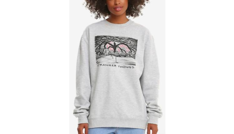 Shadow Monster Sketch Women's Pullover