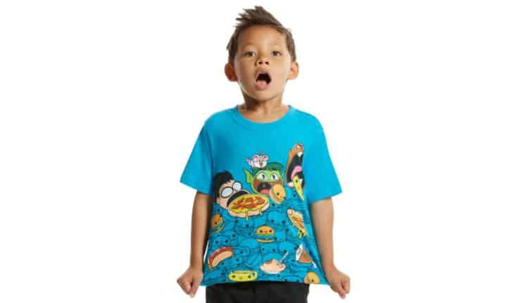 Teen Titans Go! Toddler Tee