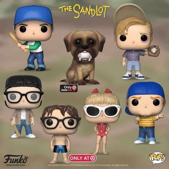 The Sandlot Funkos Coming In June