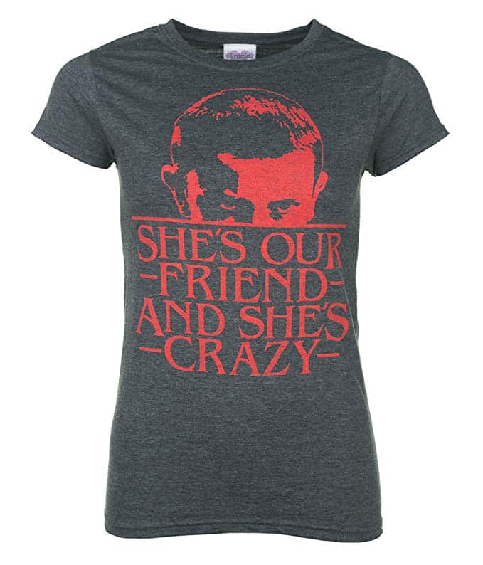 shes out friend and shes crazy shirt