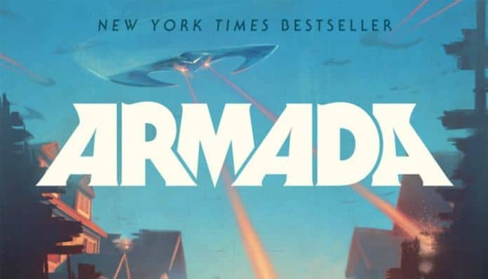 Armada, the second book by Ernest Cline (Ready Player One), has hired The Flash's movie writer to adapt the novel to film.