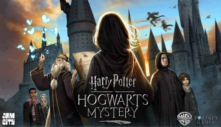 harry potter hogwarts mystery release date movie actors